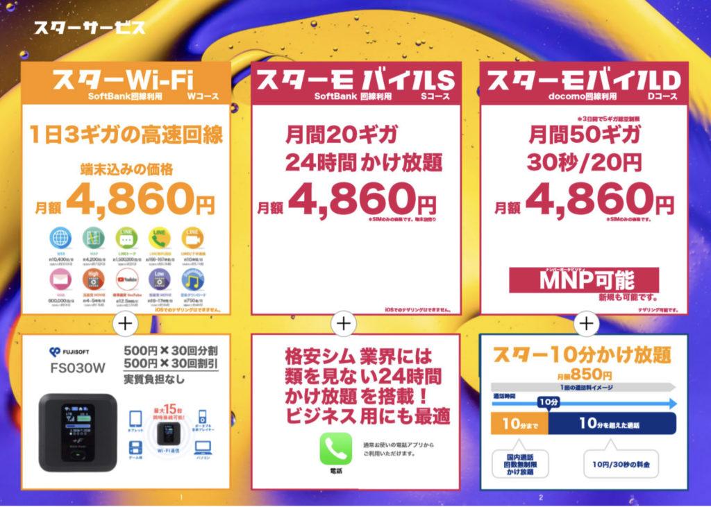 【格安SIM代理店】スターモバイルは稼げる副業?初期費用と確認すべきポイントを解説!